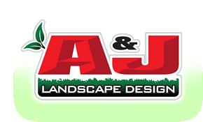 AJ Landscape Design Logo