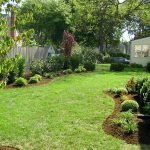 Backyard / Fence – AFTER