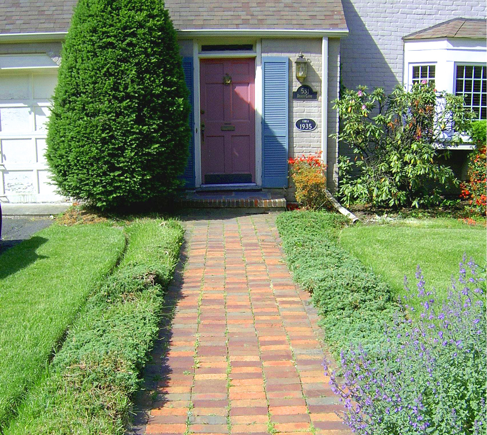 Landscaping Ideas Along Side Of House : Photo gallery archive page of a j landscape design