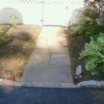 Side Entrance - BEFORE